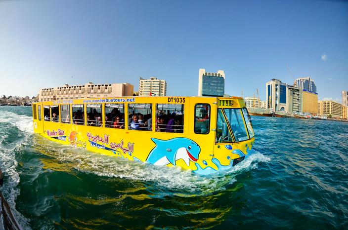 Dubai | Wonder BusTours | Dubai