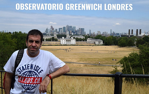 Observatorio de Greenwich - Londres
