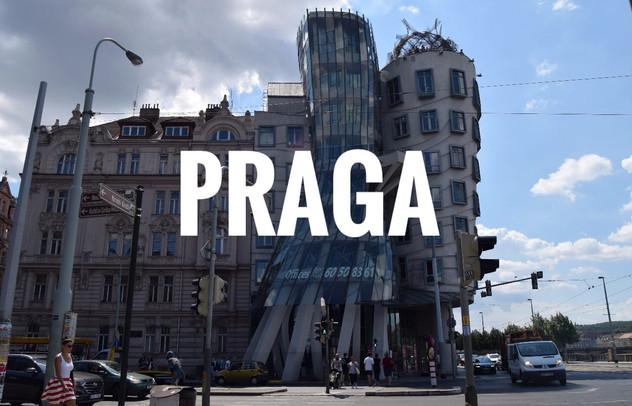 Dancing House o Casa Danzante ícono de Praga