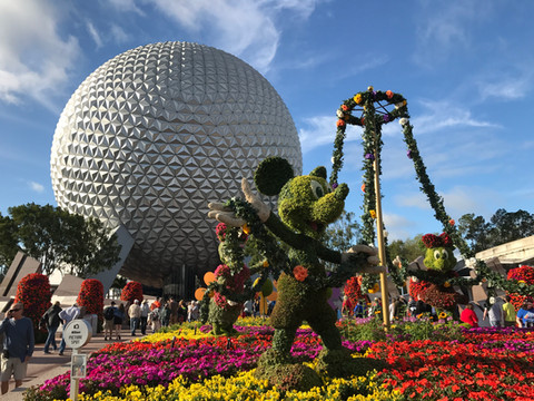 Epcot | Disney World | Orlando |USA