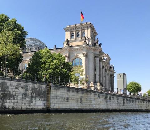 Descubrimos Berlín desde el agua