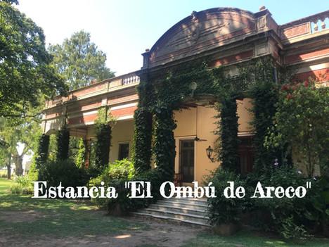 """Estancia """"El Ombú de Areco"""""""