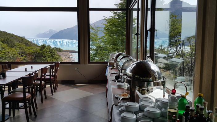 Resto Del Glaciar | El Calafate | Argentina