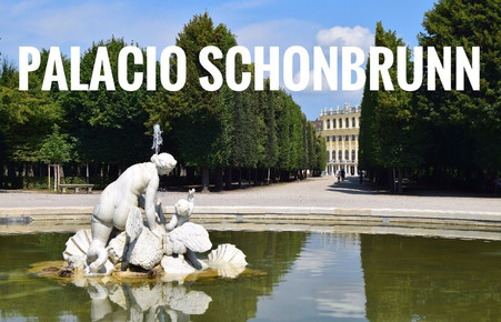 Palacio Schönbrunn de Viena   Austria