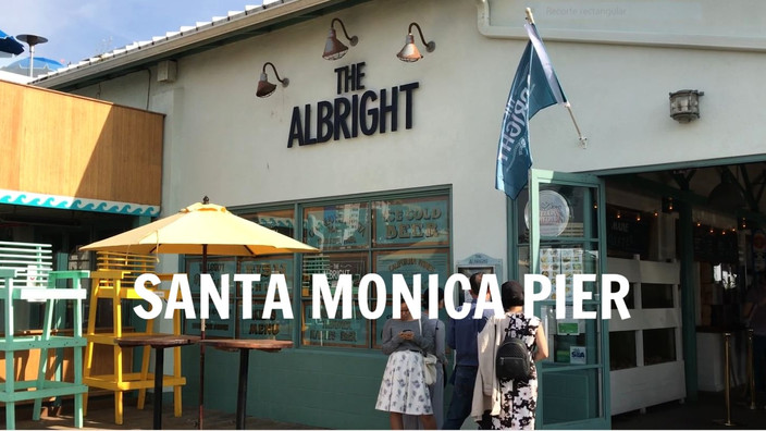 The Albright en Santa Mónica Pier