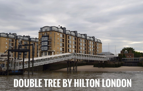 Double Tree by Hilton London-Docklands