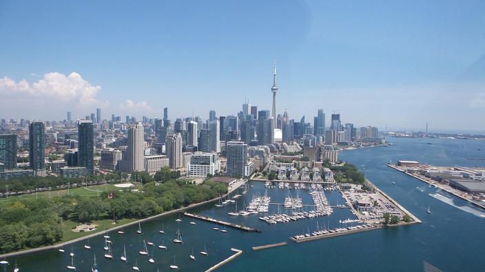 Viajamos con HeliTours | Toronto | Canada