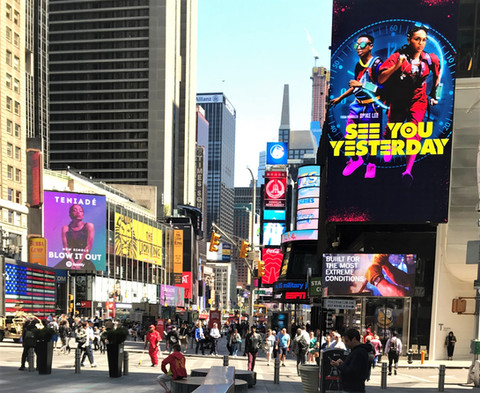 Broadway reabre en el 2021
