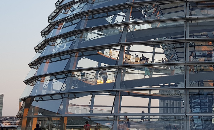 Parlamento Alemán Reichstag | Berlín