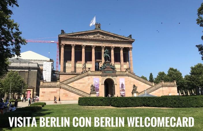 Visitá Berlin con Berlin WelcomeCard
