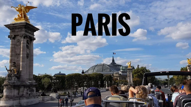 Hop-on Hop-off   Open Tour   Paris