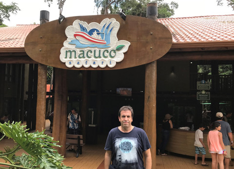 Macuco Safari   Cataratas Do Iguacu   Brasil