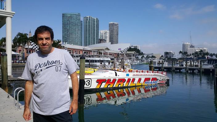 Thriller Speedboat | Miami | Florida