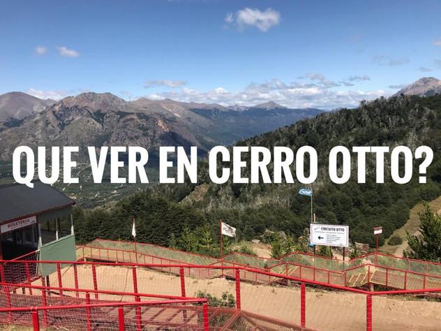 Que ver en el Cerro Otto de Bariloche?