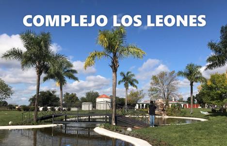 """Complejo """"Los Leones"""" en Carlos Keen"""
