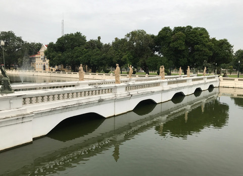 Palacio de Verano Bag Pa-In | Ayutthaya