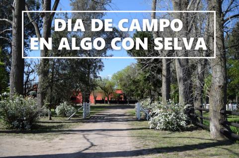 Algo con Selva en Carlos Keen - Día de Campo