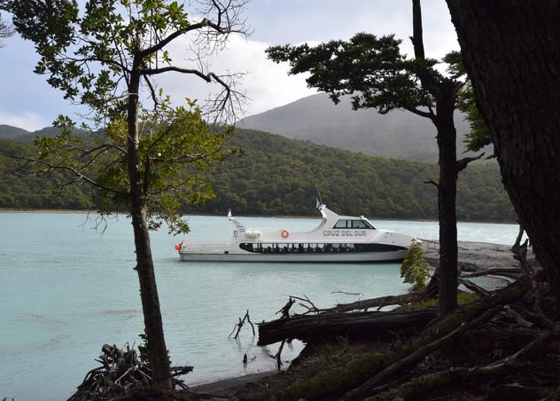 Navegacion-Southern Spirit   El Calafate   Arg.