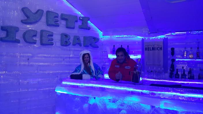 Yeti Ice Bar | Bar de Hielo | El Calafate