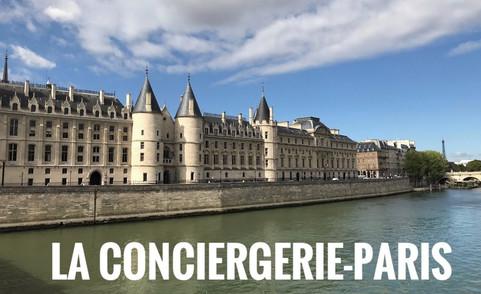 Arte contemporáneo en La Conciergerie | Paris