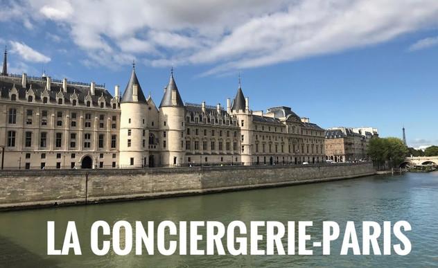 Arte contemporáneo en La Conciergerie   Paris