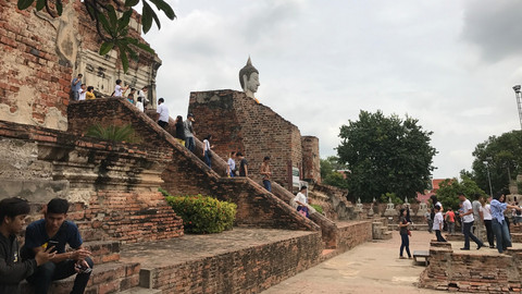 Ayutthaya - Reino de Siam | Tailandia