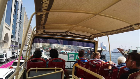 Big Bus | Dubai | Emiratos Arabes