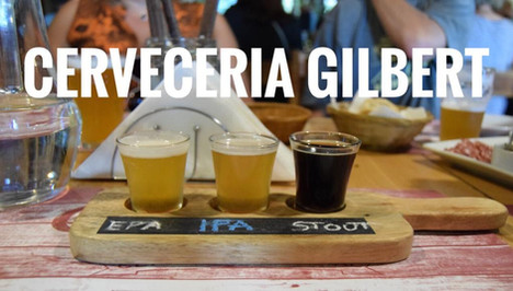 Bariloche Beer Experience           - Cervecería GILBERT -