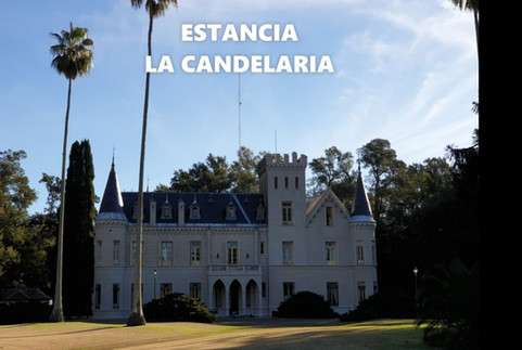 Un día en la estancia La Candelaria ~ Lobos
