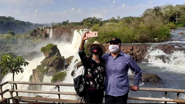 Reabrieron Las Cataratas del Iguazú