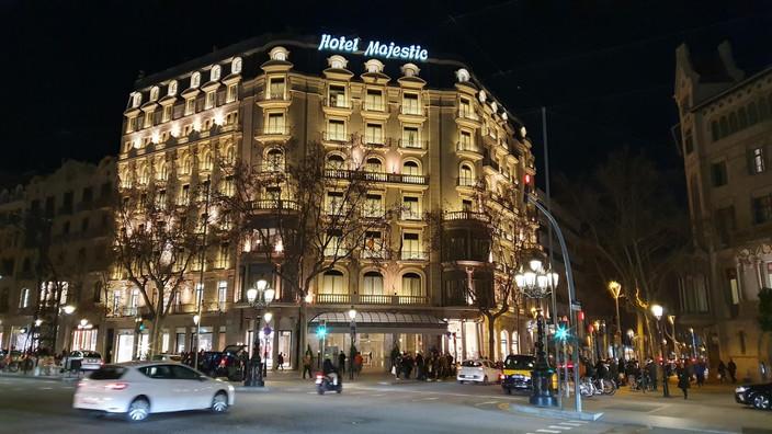 Majestic Hotel & Spa - Barcelona
