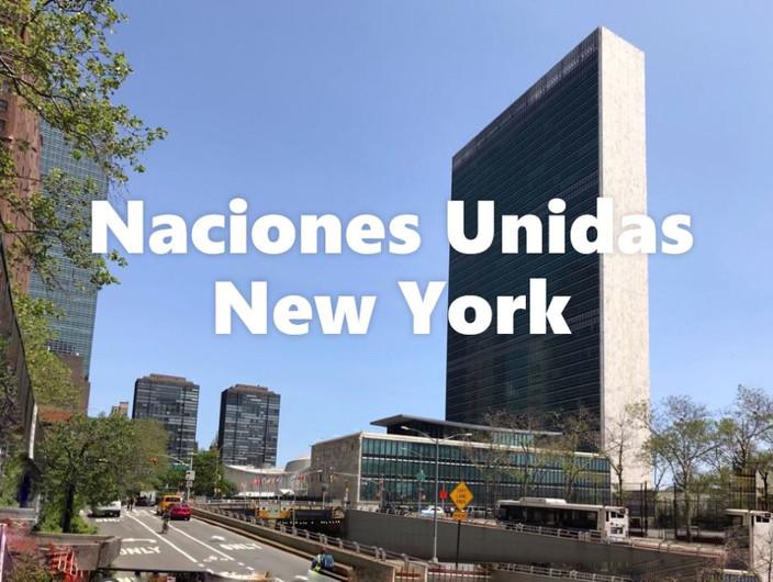 Visitamos la ONU en NYC