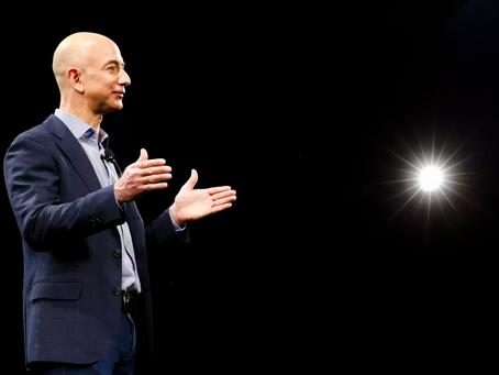 Jeff Bezos utiliza Storytelling