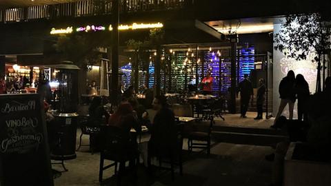 Barrica 94 VinoBar-Restaurant   Santiago Chile