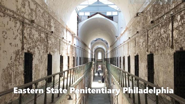 La prisión más histórica de América -  Eastern State Penitentiary - Filadelfia