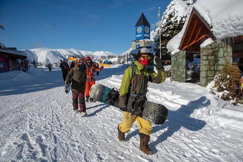 Bariloche temporada de esquí 2020