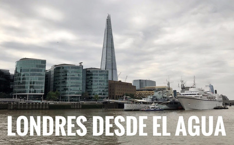 Crucero Viscount Cruises | Londres