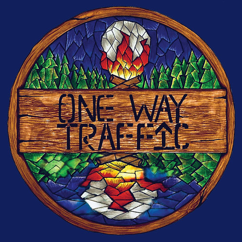 Turn Right - One Way Traffic (CD)