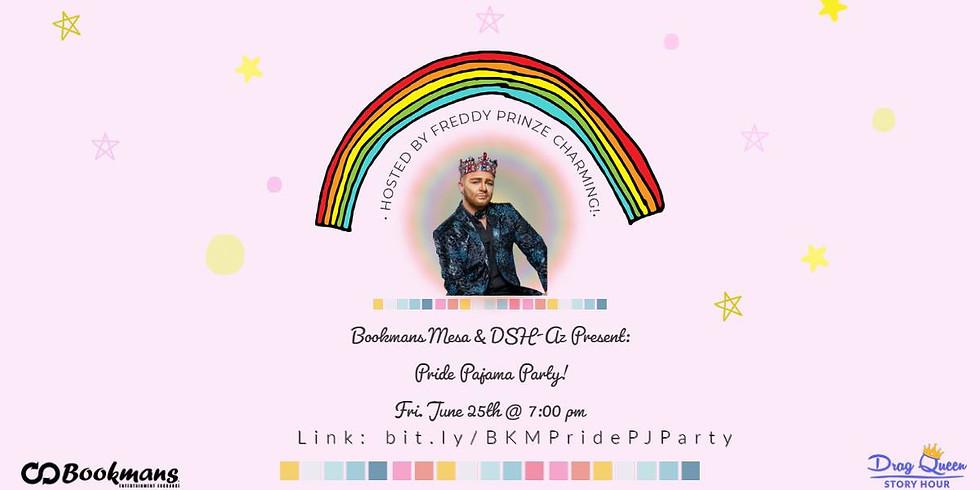 Bookmans Mesa Pride Pajama Party!
