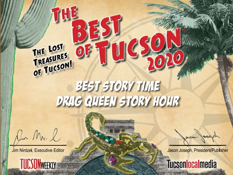 Best of Tucson!