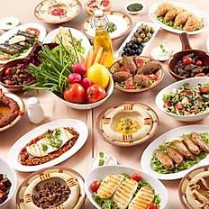 Menu Mezzé le gourmet (2 personnes)