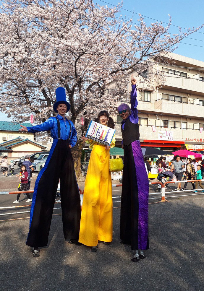 2019年4月7日 六実桜まつり