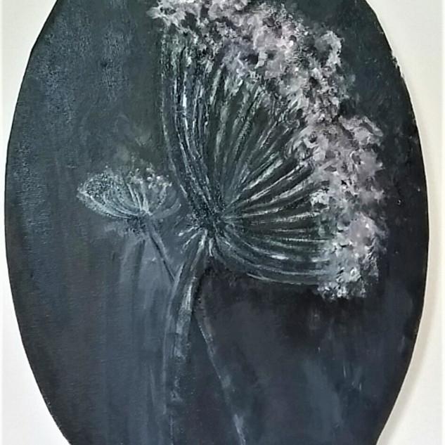 yael avni eshchar oil on canvas  20x30 c