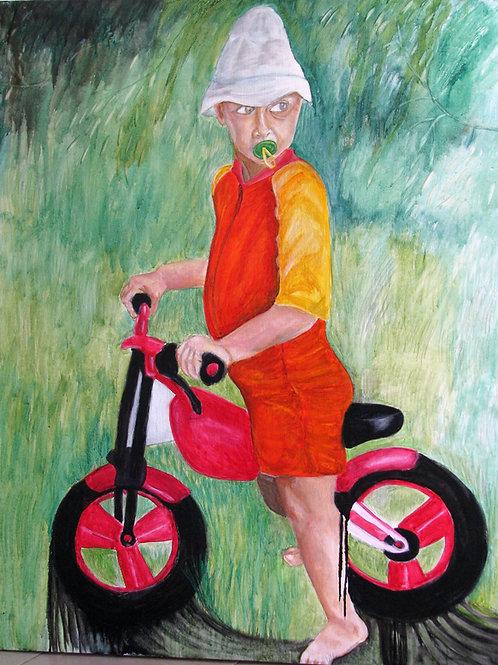 zoes bike