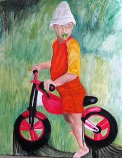 Zoe's bike