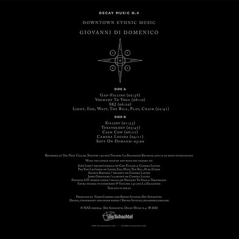DSDM04 - Giovanni Di Domenico - Decay Mu