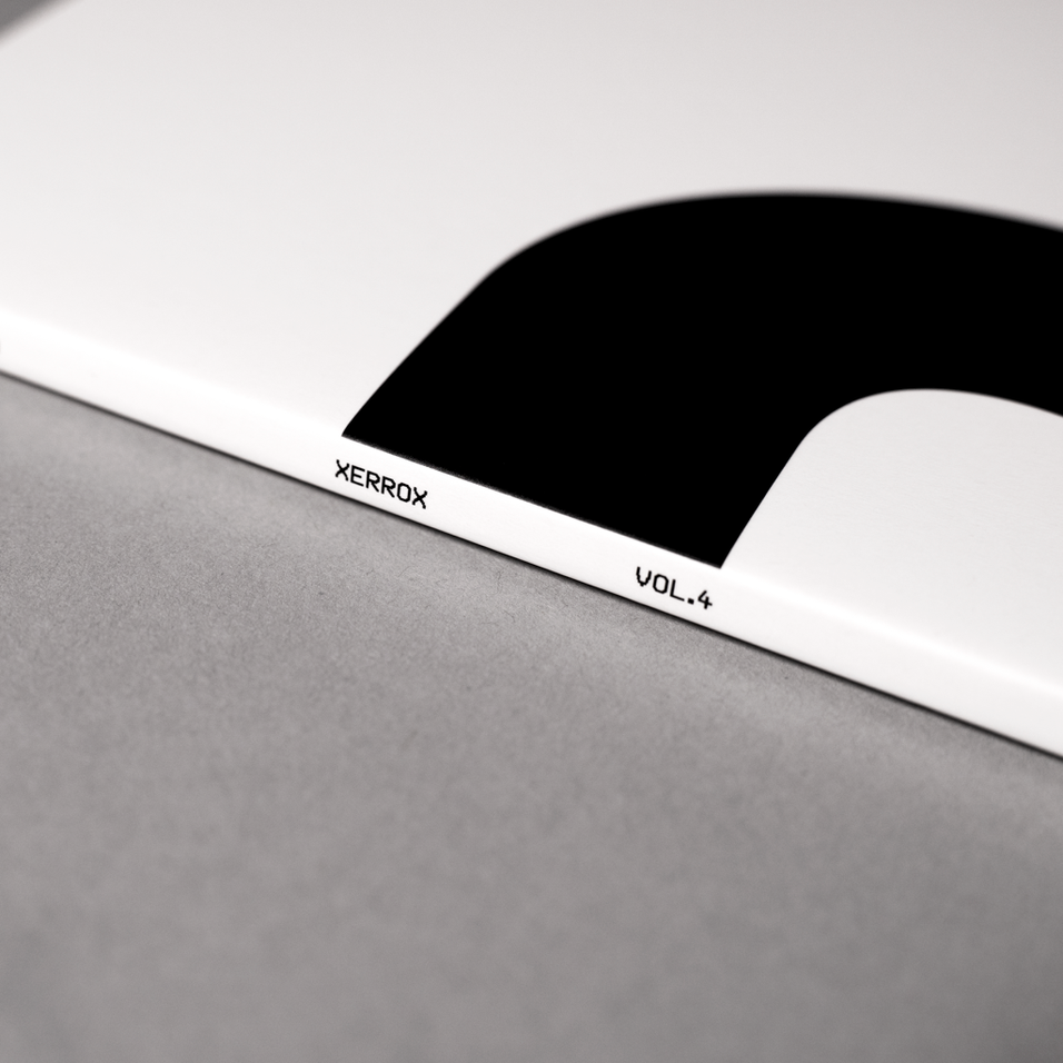 N-049 Alva Noto - Xerrox Vol 4