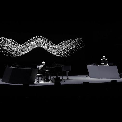 """Alva Noto & Ryuichi Sakamoto """"TWO"""" Live Tour"""