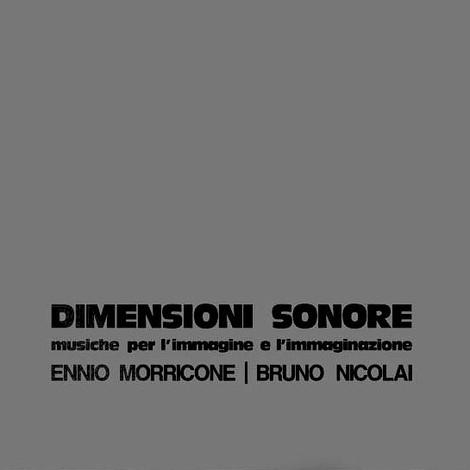 """Dialogo / Space Echo Ennio Morricone - Bruno Nicolai """"Dimensioni Sonore"""" Library Music Project"""