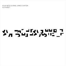 NOTON   Alva Noto & Anne-James Chaton - ALPHABET, LP